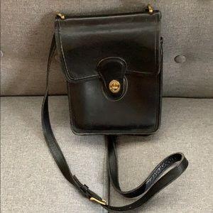 COACH Vintage Crossbody black purse